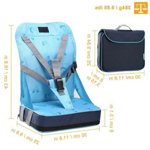 Portable Feeding High Seat Cover Harness Cushion