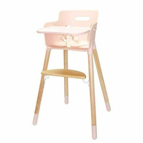 Adjustable High Chair Baby Highchairs with Tray for Baby/Infants/Toddler