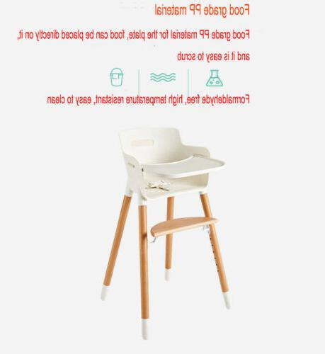 Adjustable High Baby Highchairs for Baby/Infants/Toddler