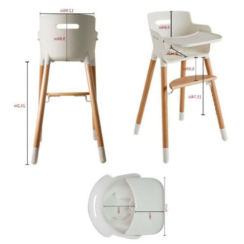 Useful High Adjustable Safety Baby Highchairs with