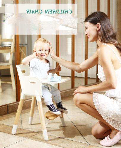 Adjustable High Chair Baby w/