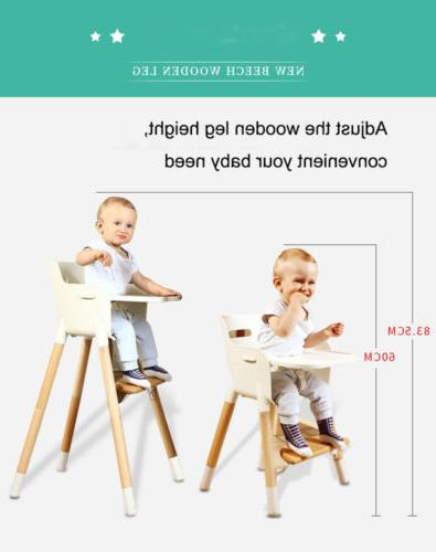 Adjustable High Baby Highchairs for
