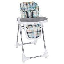 Baby Trend Aspen LX High Chair - Phunk Plaid