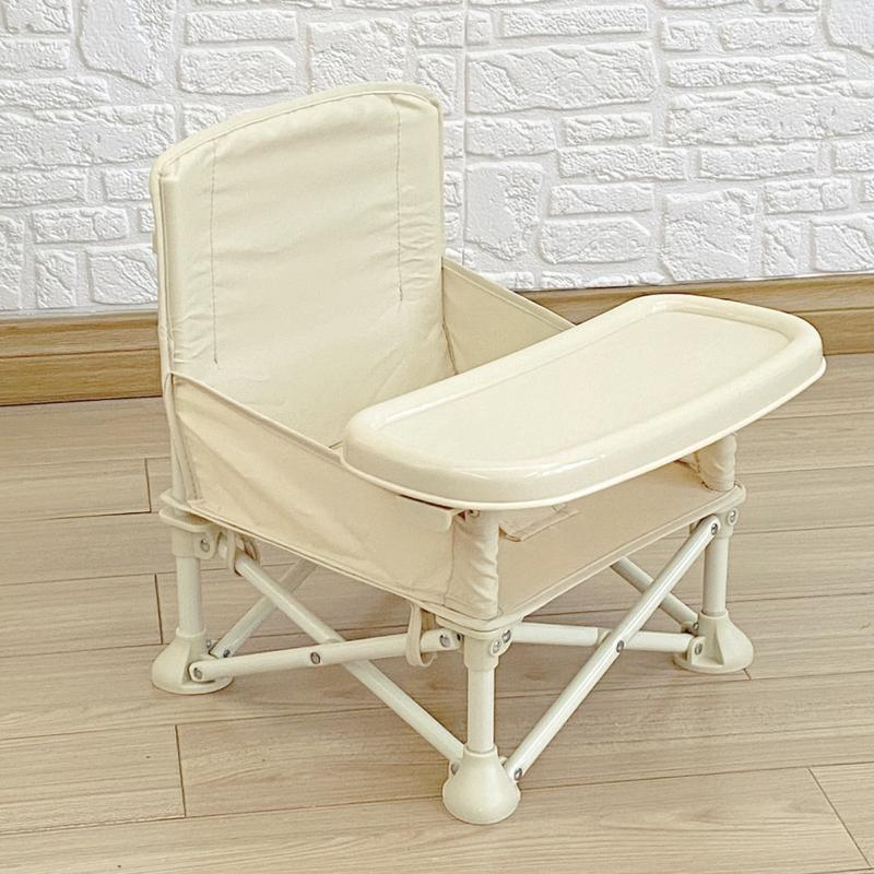 Baby Booster Feeding High Chair Portable Foldable Kid Tray T