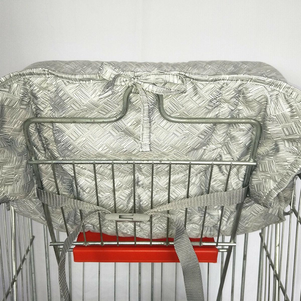Baby Shopping Trolley High Chair Pad Mat