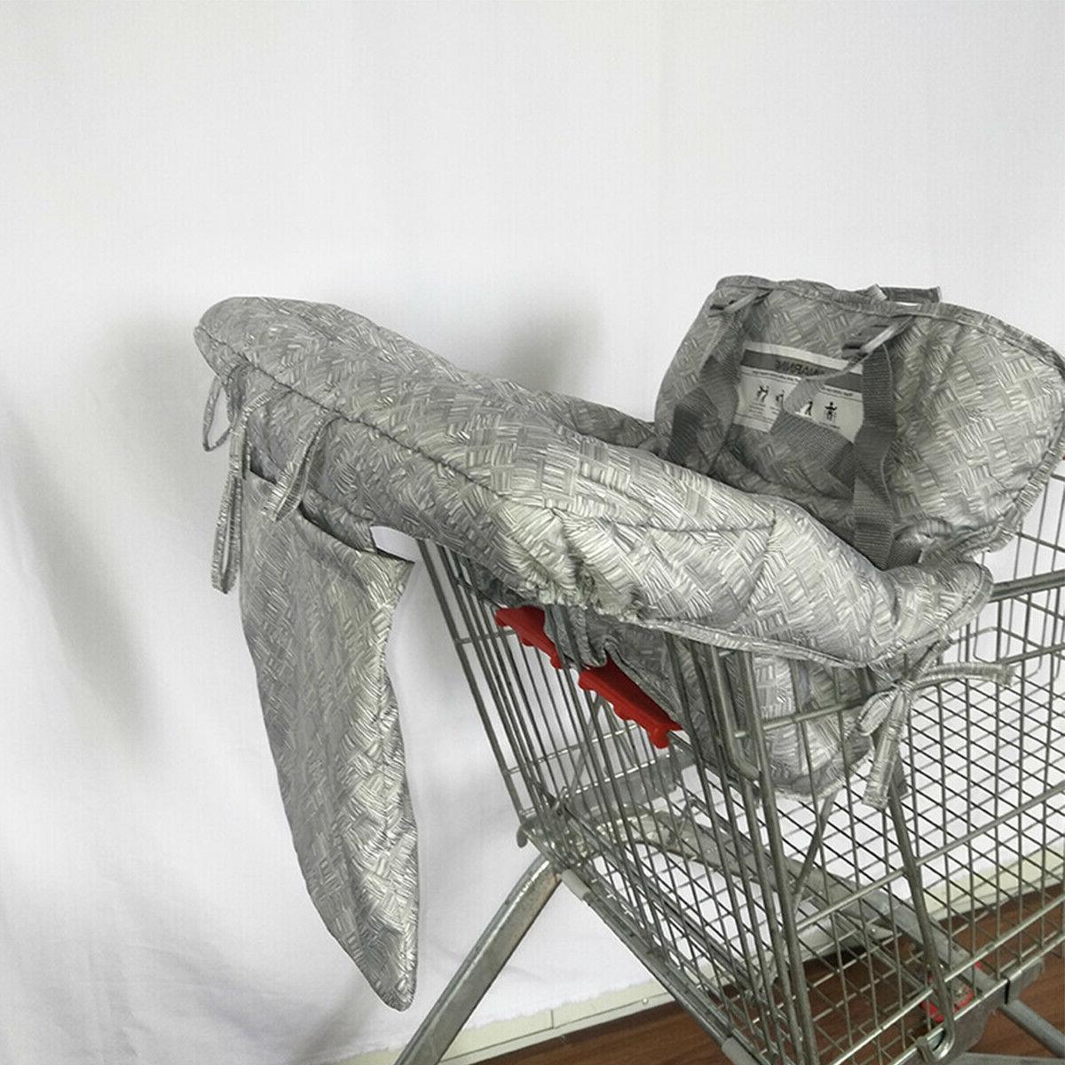 Baby Shopping Trolley High
