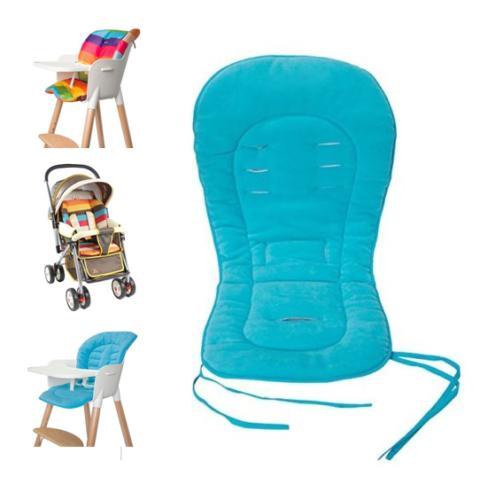Baby Trolley High Chair Stroller Cushion Waterproof Oxford S