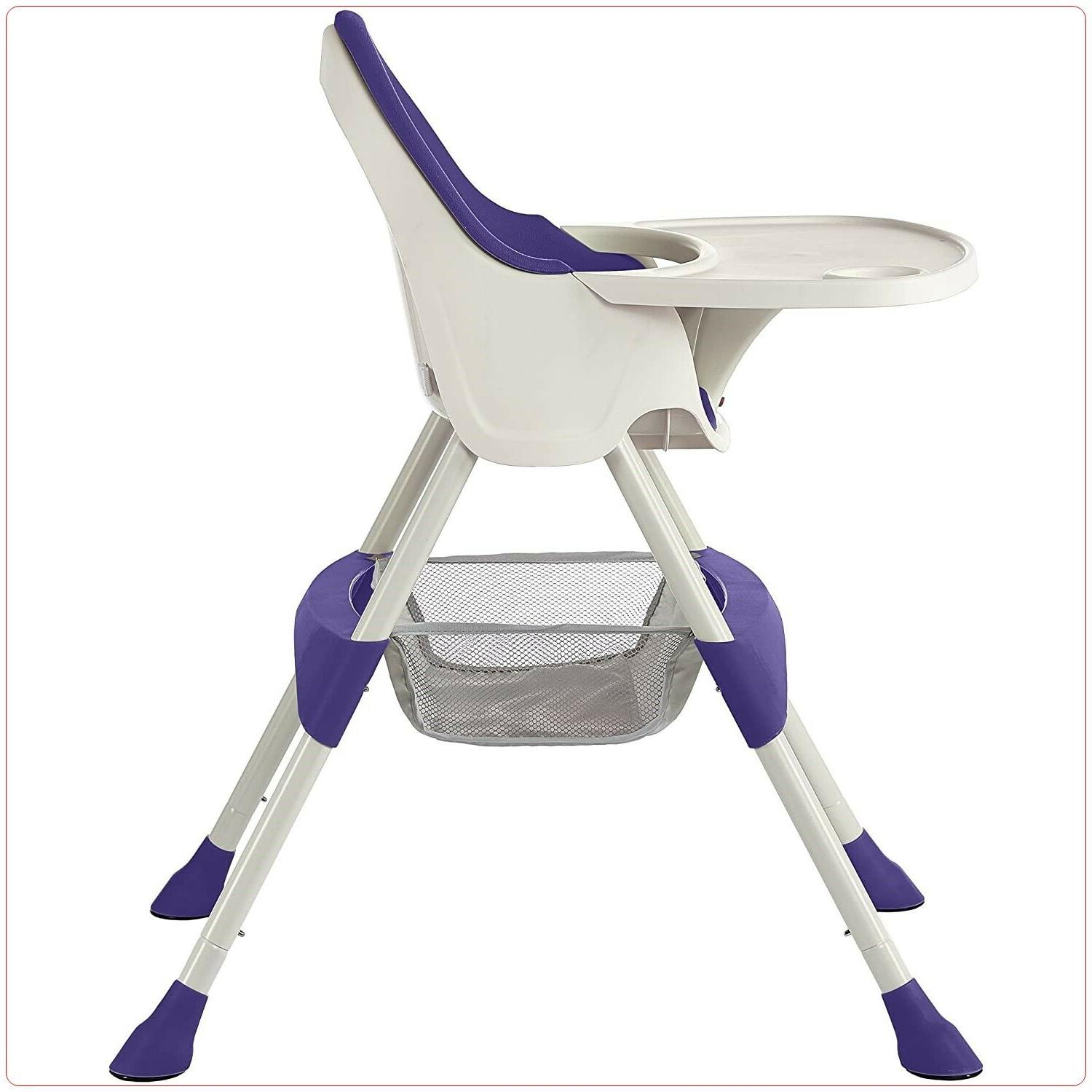 Baby Chair Size with Removable Purple