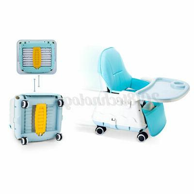 Baby High Chair Adjustable Booster