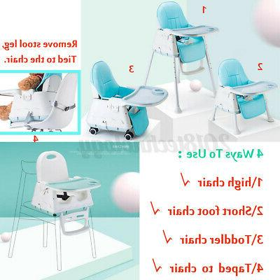 Baby Adjustable Dining Booster Table