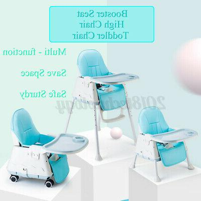 baby high chair 3 in 1 adjustable