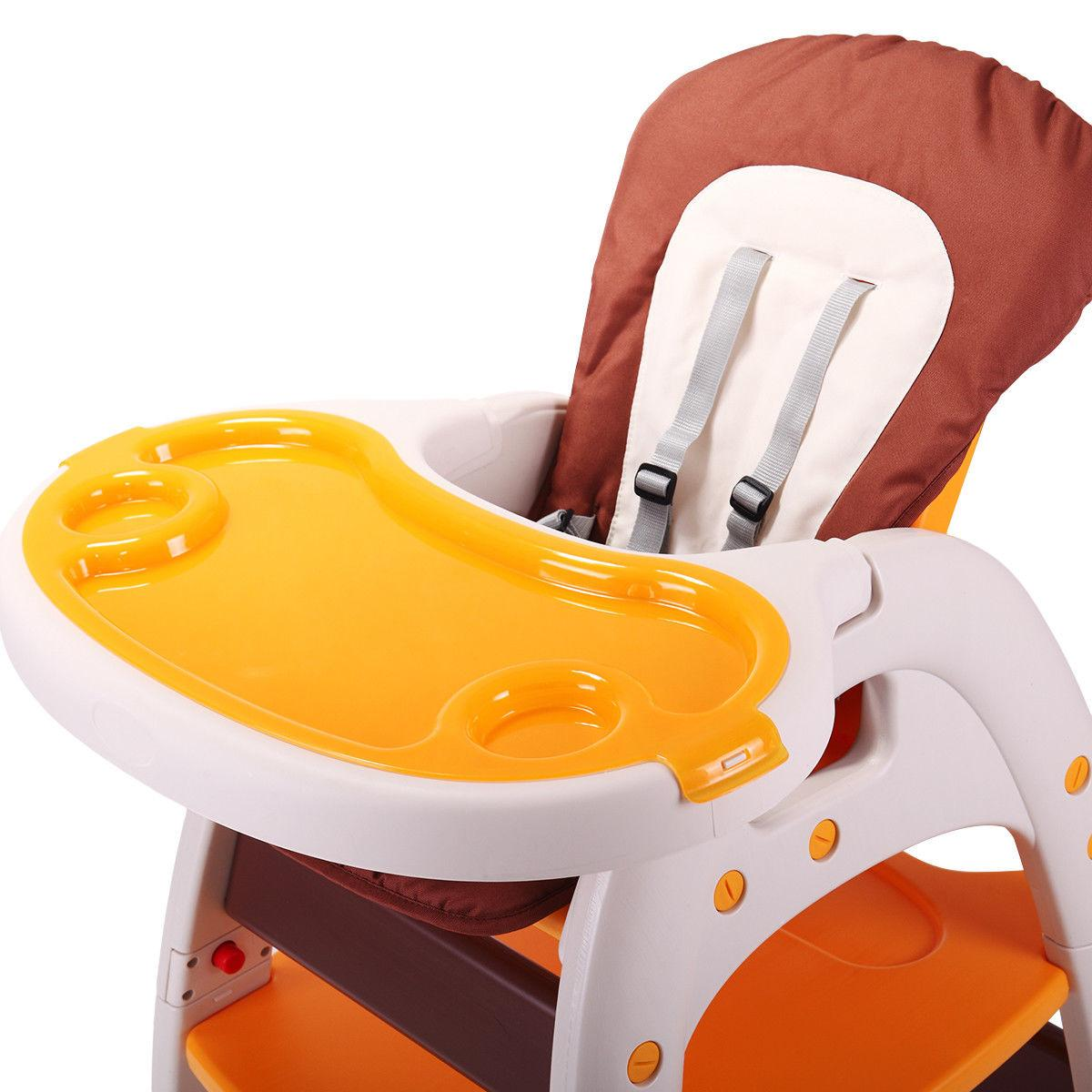 Baby High in Convertible Table Booster Feeding