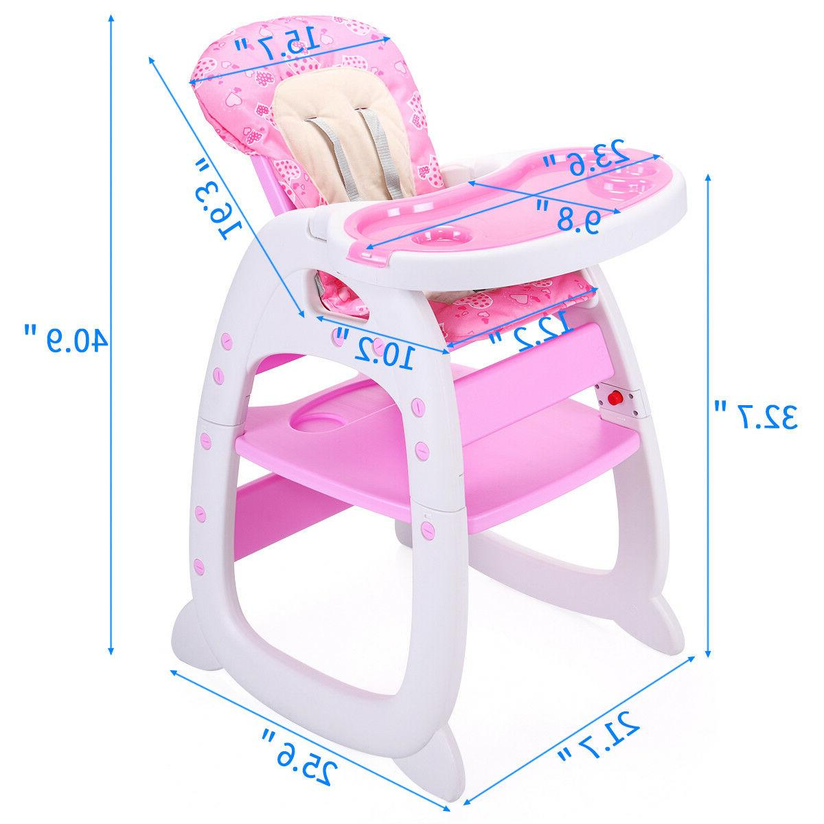 Baby High Chair Feeding Tray