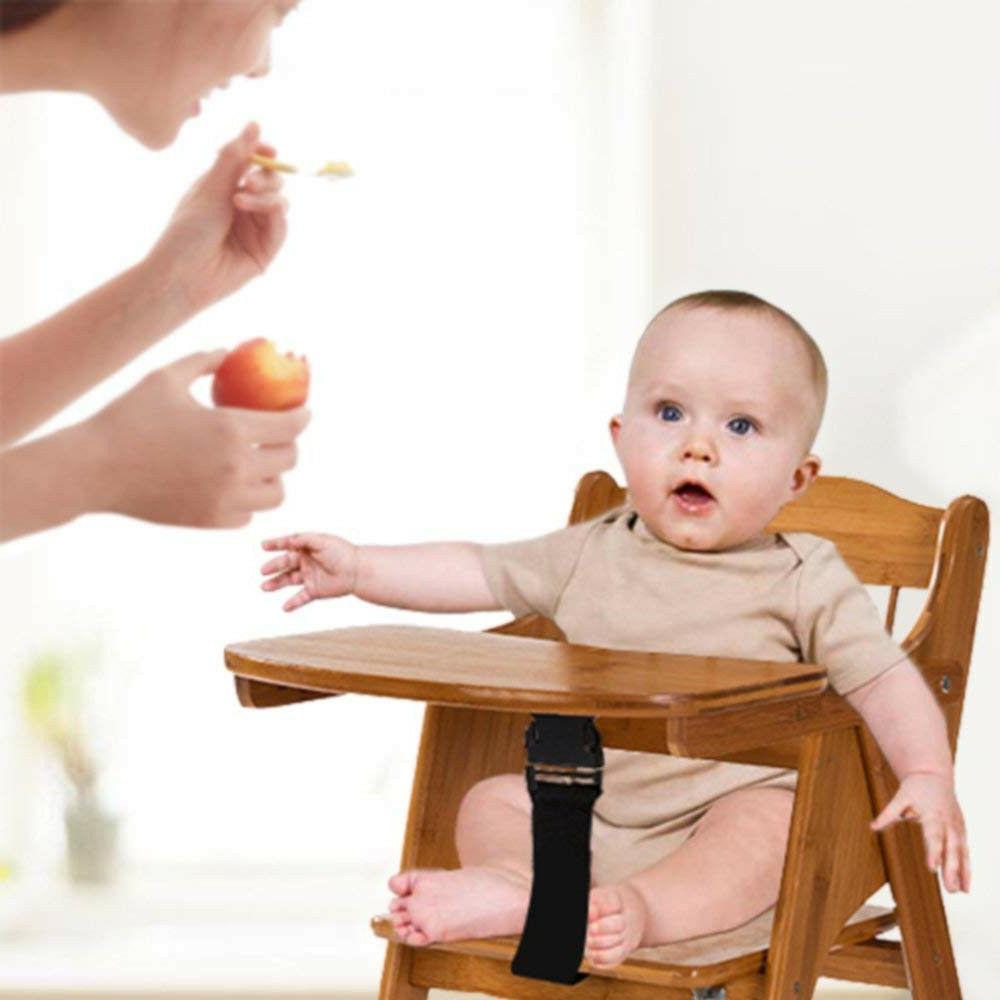 Baby Bamboo Stool Infant Feeding Children Toddler BO US