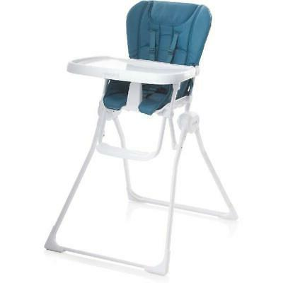 nook baby high chair turquoise