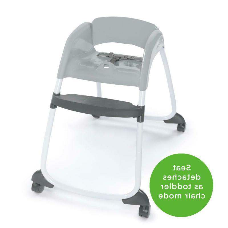 Baby High Chair Convertible Infant Booster Toddler