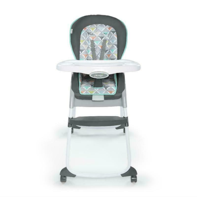 Baby High Chair Convertible Infant Booster Feeding Chair Tod