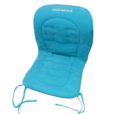 baby high chair cushion pad soft fabric