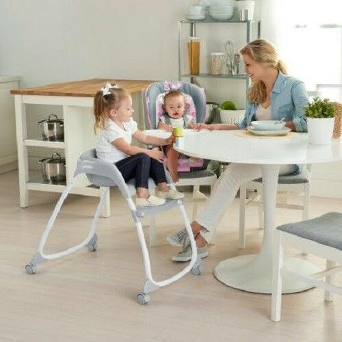 Baby High Chair Feeding Seat Eat Child Recline