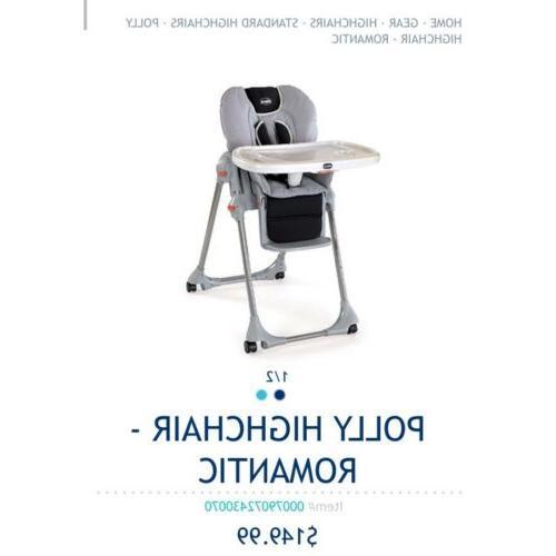 Chicco Baby Feeding Infant Highchair