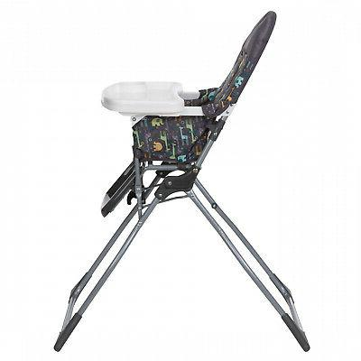 Baby High Chair Seat Folding Adjustable Child Eating Safe