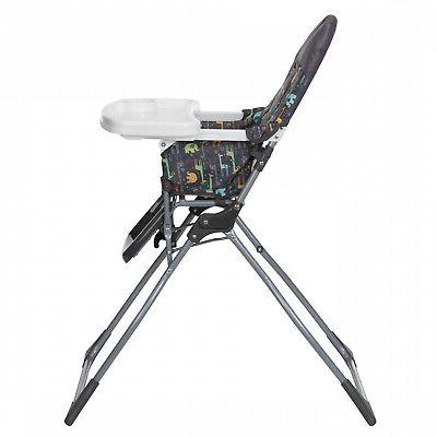 Baby Chair Folding Adjustable Tray Child Portable