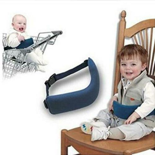Portable High Booster Safety Harness Dining Y