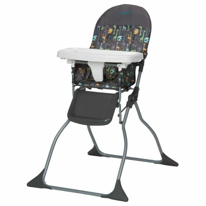 Baby Toddler Child Safe Folding Adjustable Tray