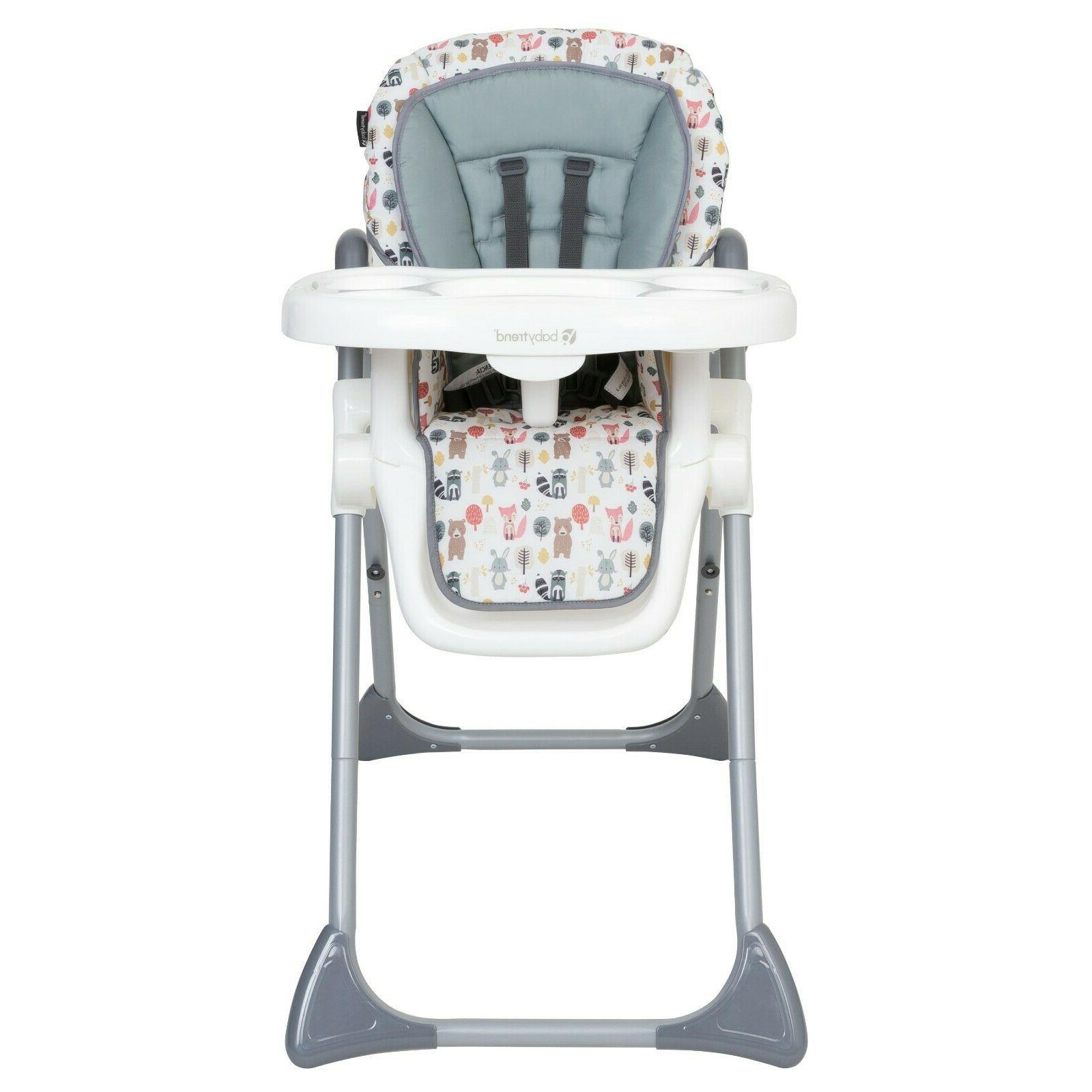 Baby Chair Adjustable Mealtime