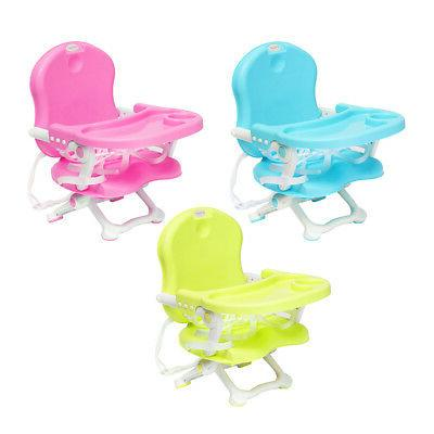 Baby High Chair Toddler Booster Feeding Safety Table Seat He