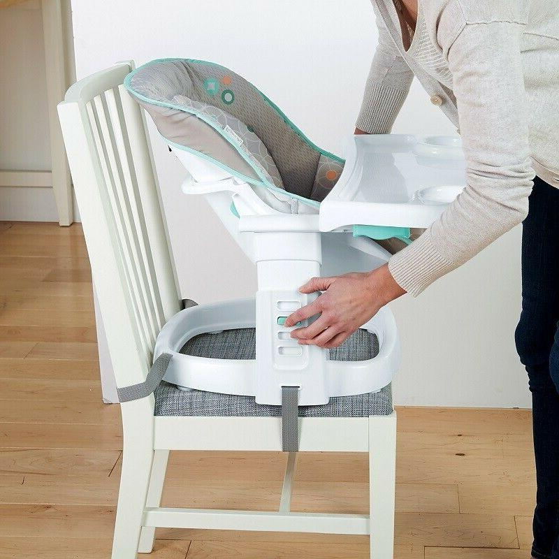 Baby Toddler Booster Feeding Above Chair Seat