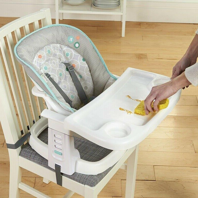 Booster Recliner Infant Child Feeding Above