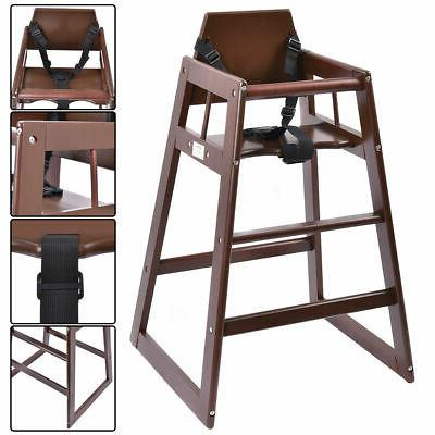 baby high chair wooden stool infant feeding