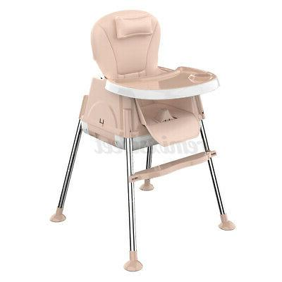 Baby High Adjustable Feeding Booster Seat Highchair