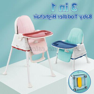 Baby High Dining Booster Highchair Kids