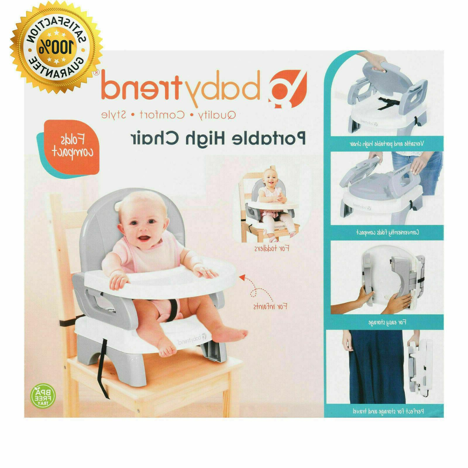 Baby Portable Compact Booster Toddler