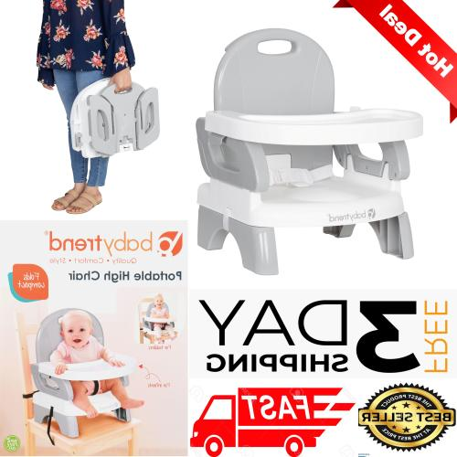 baby portable high chair compact folding table