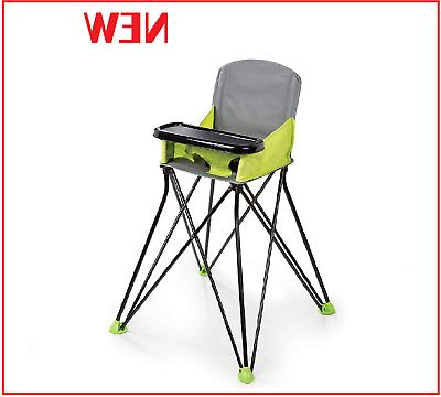 Baby Portable High Chair Folding Travel Camping Highchair Co