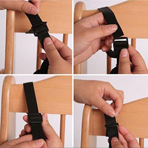 Baby Harness Stroller 5 Chair Belt