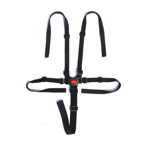 Baby Safety Stroller 5 Point High Chair Pram Belt