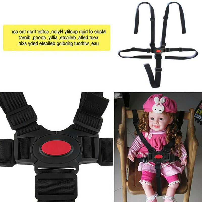 baby safety harness stroller 5 point baby