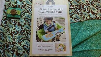 Baby Shopping Chair Car Seat Stroller Cover