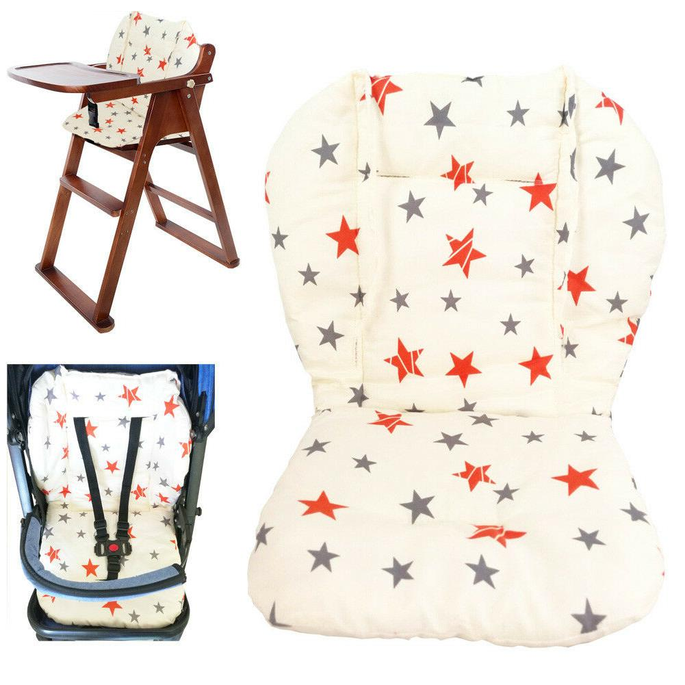 Baby Stroller/High Chair Seat Cushion Cover Breathable