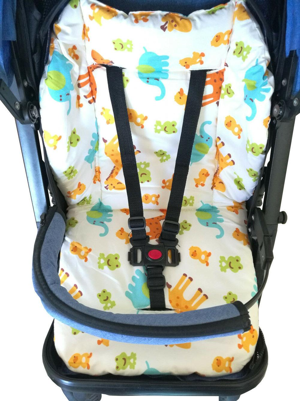 Baby Seat Cushion Pad Straps Suit