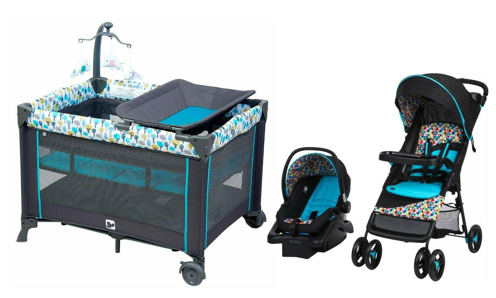 Baby Travel System with Seat High Chair Boxed