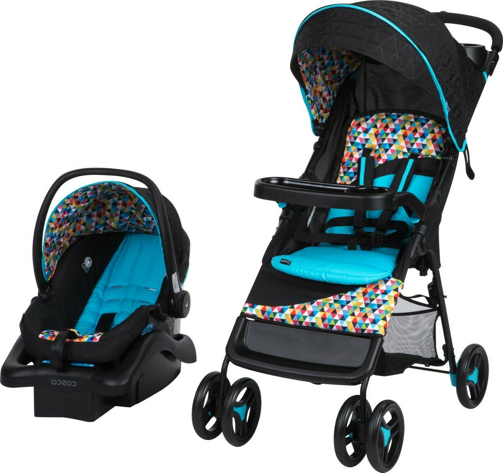 Baby Stroller with High Chair Boxed