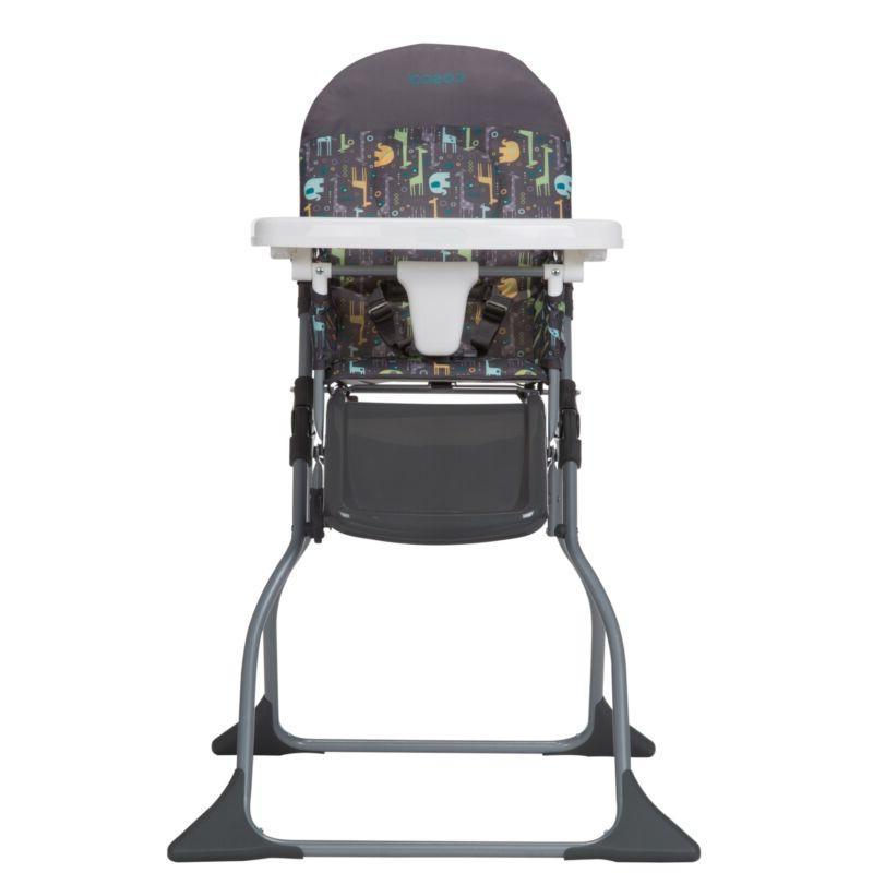 Baby High Seat Toddler Portable Seat Safe Folding