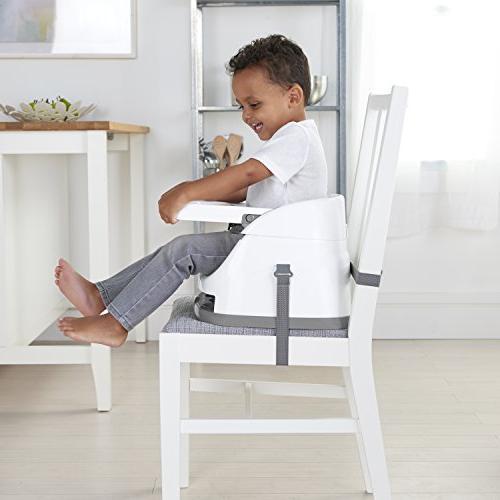 Ingenuity Base Seat - Pink - Booster Feeding