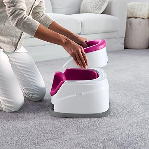 Ingenuity Base Seat - Pink Flambe -
