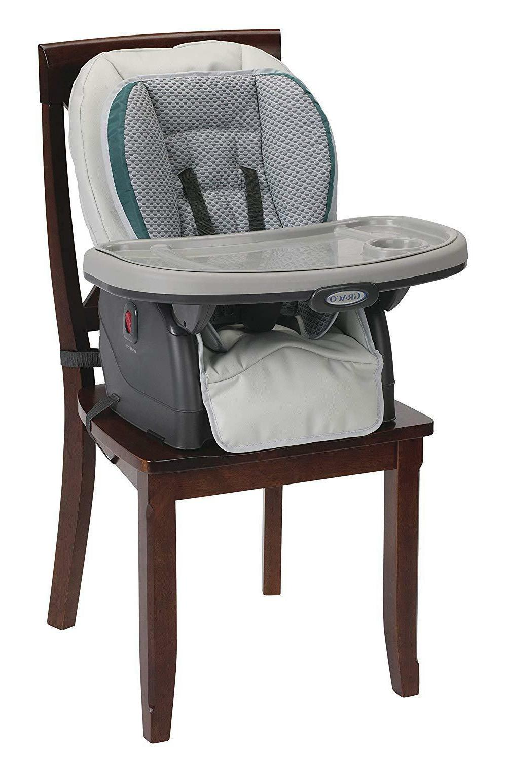 Graco Blossom 6 In 1 Convertible Highchair Sapphire